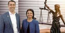 Nergiz ve Kut'tan 'Avukatlar Günü' mesajı