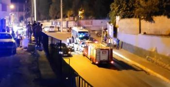Nusaybin alt geçitte kaza, 4 yaralı