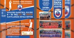 Nusaybin basketbol kulübü yaz kampı yeni kayıtlar başladı