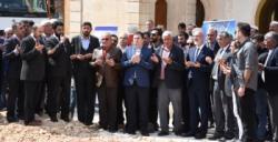 Nusaybin'de 100 kişilik Yatılı Kur'an Kursu temeli atıldı