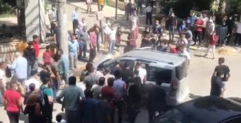 Nusaybin'de 2 ayrı trafik kazasında 4 kişi yaralandı
