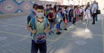 Nusaybin'de 28 bin öğrenci ders başı yaptı
