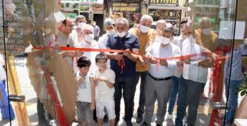 Nusaybin'de Aslan Usta Et Lokantası hizmete girdi