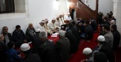 Nusaybin'de Beraat Kandili dualarla ihya edildi