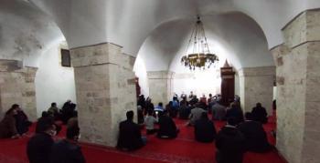 Nusaybin'de Beraat Kandili Programı düzenlendi
