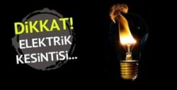 Nusaybin'de Cuma Günü elektrik kesintisi olacak