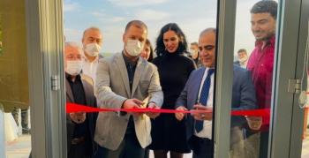 Nusaybin'de EMA Klinik Merkezi açıldı