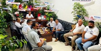 Nusaybin'de Hamıka Aşireti Dernek Kurdu