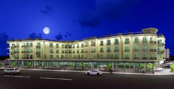 Hilltown Center Nusaybin'in yeni iş merkezi olacak