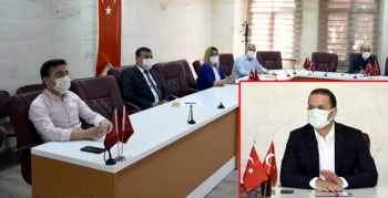 Nusaybin'de ihtiyaç sahibi ailelere 1100 TL yardım yapılacak
