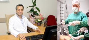Nusaybin'de kablosuz cihazlarla ilk ameliyat yapıldı