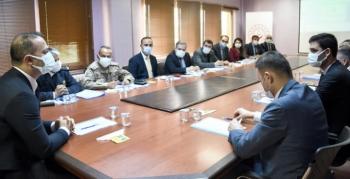 Nusaybin'de Kadına Yönelik Şiddetle Mücadele toplantısı düzenlendi
