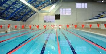 Nusaybin'de Kapalı Yüzme Havuzu İlana Çıktı