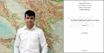Nusaybin'de Şehirleşme ve Mekânsal Gelişim üzerine doktora tezi yayımlandı