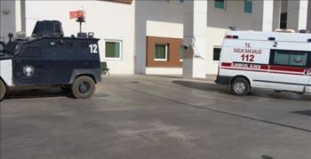 Nusaybin'de silahlı kavga, 2 yaralı