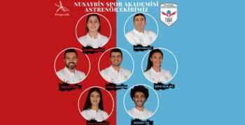 Nusaybin'de Spor Akademisi kuruldu