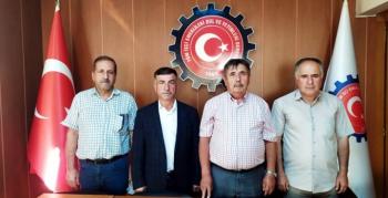 Nusaybin'de, Tüm işçi emeklileri dul ve yetim derneği kuruldu