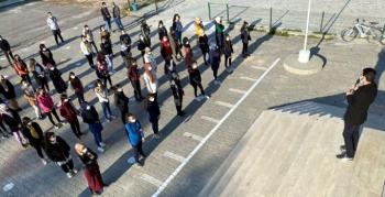 Nusaybin'de tüm okullarda yüz yüze eğitime başladı