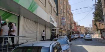 Nusaybin Garanti Bankası Şubesi 14 gün karantinaya alındı