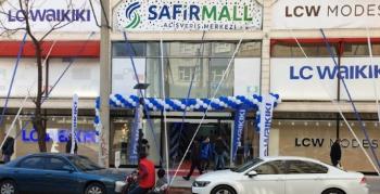 Nusaybin SAFİRMALL AVM'DE İlk Mağaza olarak LC WAIKIKI hizmete girdi