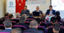 Nusaybin TB ile SGK İş birliğinde istihdam seferberliği toplantısı yapıldı