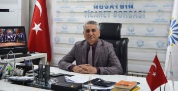 Nusaybin Ticaret Borsası Başkanı Aktaş'tan Kurban Bayramı mesajı