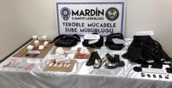 Nusaybin ve Kızıltepe'de bomba düzenekleri ele geçirildi