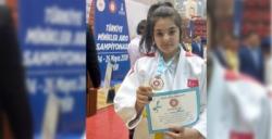 Nusaybinli Mete, Minikler Judoda Türkiye Şampiyonu oldu