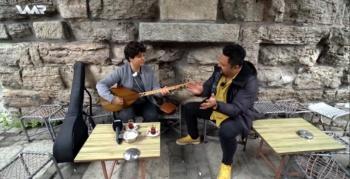 Nusaybinli Sanatçı Berfin Aktay, WAAR TV'ye konuk oldu