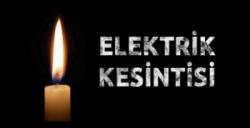 Pazar Günü Nusaybin'de elektrik kesintisi olacak