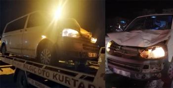 Sürücü gözaltına alındı