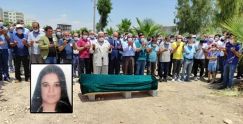 Suzan Öğretmen Nusaybin'de toprağa verildi