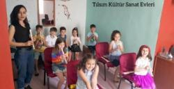 Tılsım Kültür ve Sanat Evi'nden yaz tatili boyu öğrencilere ücretsiz müzik kursu