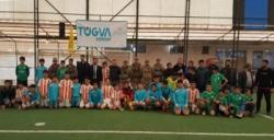 TÜGVA'nın Futbol Turnuvası başladı