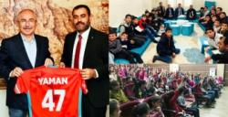 TÜGVA Nusaybin, Eğitim sezonunu dolu dolu geçirdi