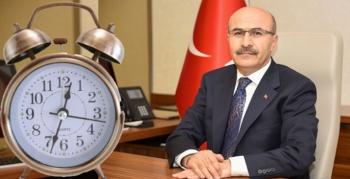 Vali Demirtaş'tan esnek çalışma açıklaması