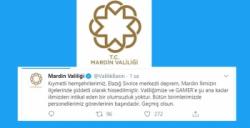 Valilik, Deprem nedeniyle Mardin geneli olumsuz bir durum yok