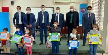 'Yüreğimiz Kuşlara Yuva Olsun' yarışmasının ödülleri dağıtıldı