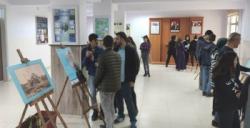 Zeynelabidin AİHL'de Devlet Arşivleri sergisi açıldı