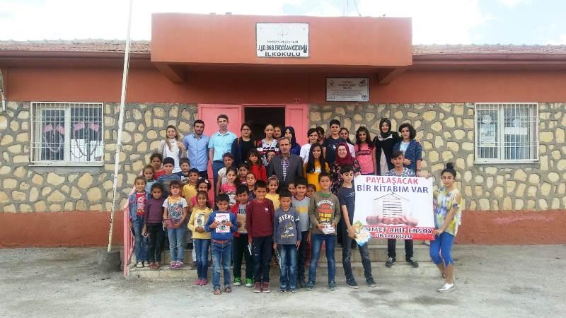 Ortaokul öğrencilerinden örnek kampanya