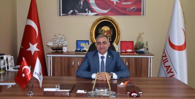 Kızılay Başkanı Ay'dan Ramazan Bayramı mesajı