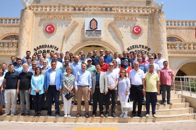 İzmit'ten Kızıltepe'ye 'Pişmaniye Festivali' çıkarması
