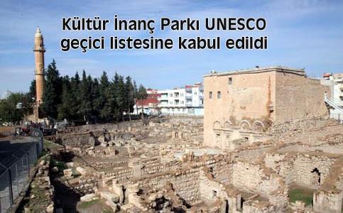 Zeynelabidin ve Mor Yakup Unesco listesinde
