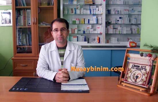 Nusaybinli Eczacı Mahmut Aş'ın 'Bitkisel ürünler gerçeği' makalesi