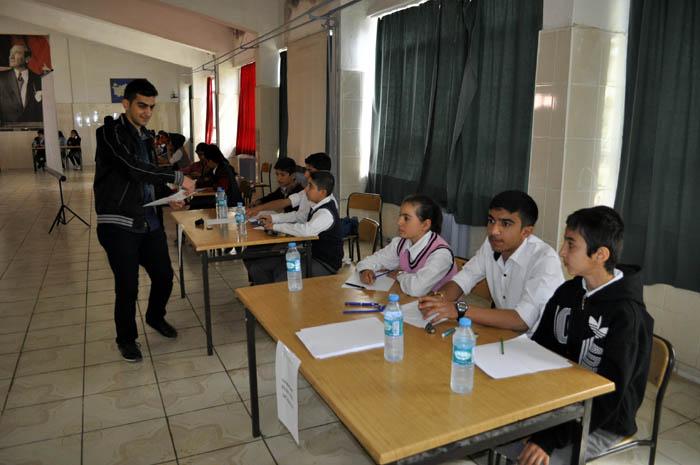 Nusaybin'de Matematik Yarışması