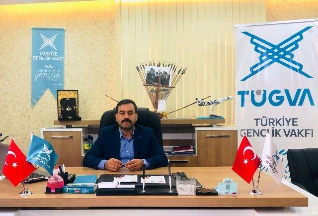TÜGVA Temsilcisi Aydın'dan Bayram Mesajı