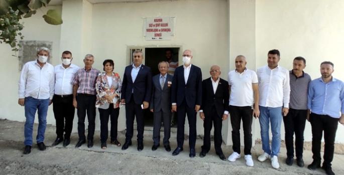 Milletvekili Dinçel, Nusaybin'i ziyaret etti