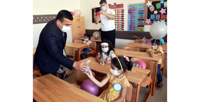Milli Eğitim Müdürü Çetin'den Nusaybinlilere 'duyarlılık' teşekkürü
