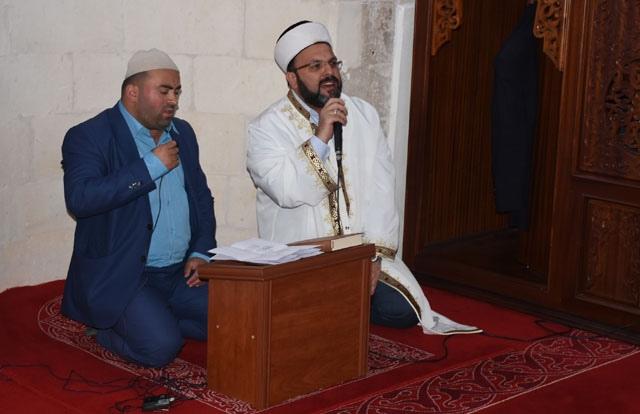 Nusaybin Zeynelabidin Camiinde Regaip Kandili programı yapılacak