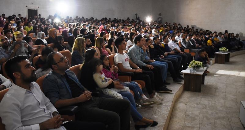 Öğrencilerin Konseri büyük ilgi gördü